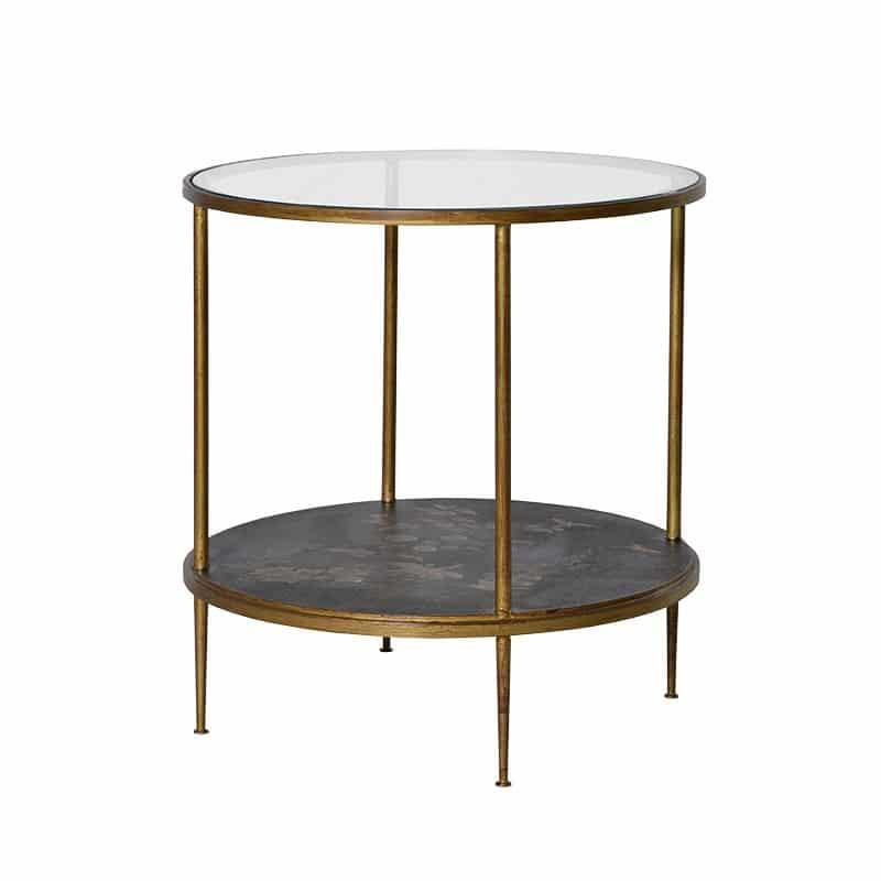 Hobart Side Table La Maison Chic : GX0331 from www.la-maison-chic.co.uk size 800 x 800 jpeg 34kB