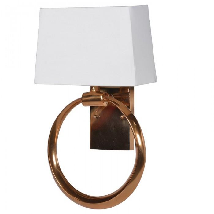 Finn Wall Lamp With White Shade - La Maison Chic