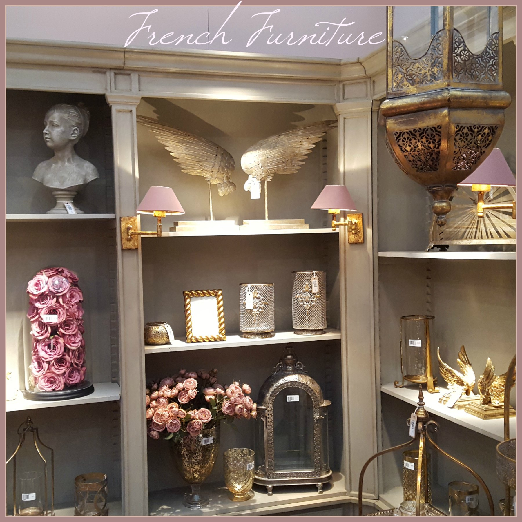 What to look for while shopping for french furniture la for A la maison furniture