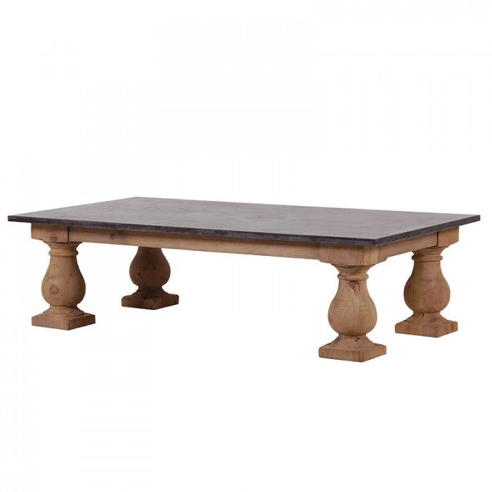 Balustrade Coffee Table La Maison Chic