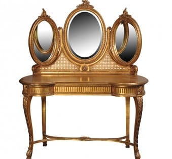 Gold Dressing Table UK