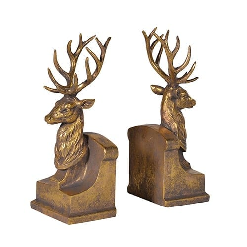 Stag Bookends UK