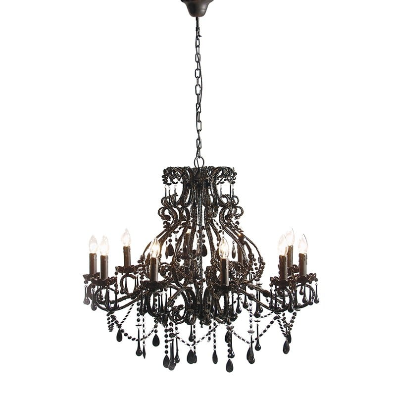 Black Chandelier UK
