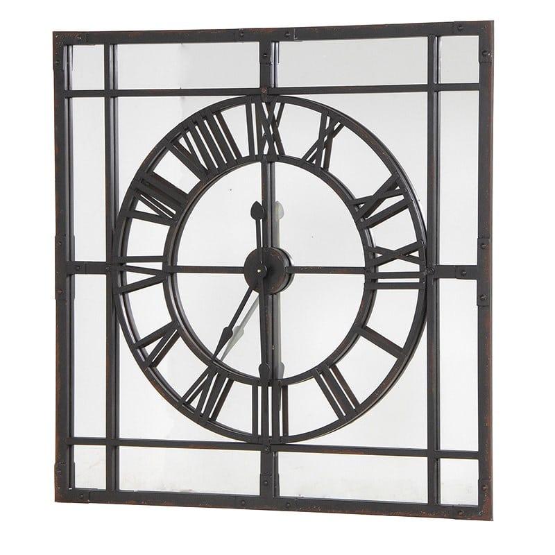 Mirror Clock UK