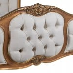 Buttoned Bed UK