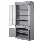 Glazed Bookcase UK