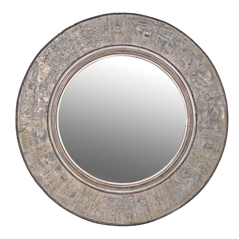 Distressed Mirror UK