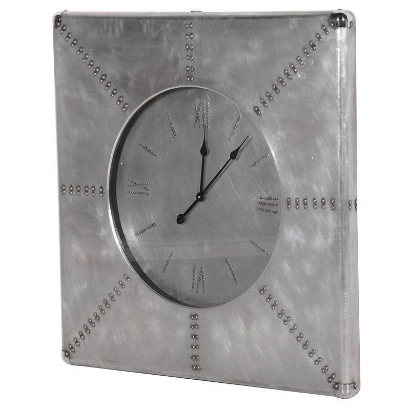 Aluminium Clock UK