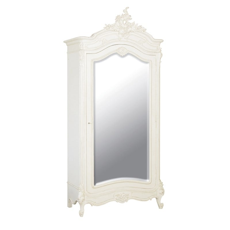 Mirrored Armoire UK