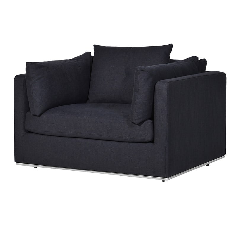 Black Armchair UK