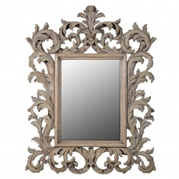 Carved Mirror UK