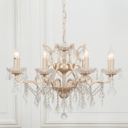 Glass Chandelier UK