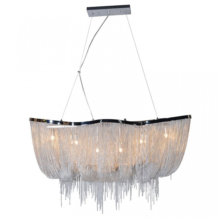Basket Chandelier UK