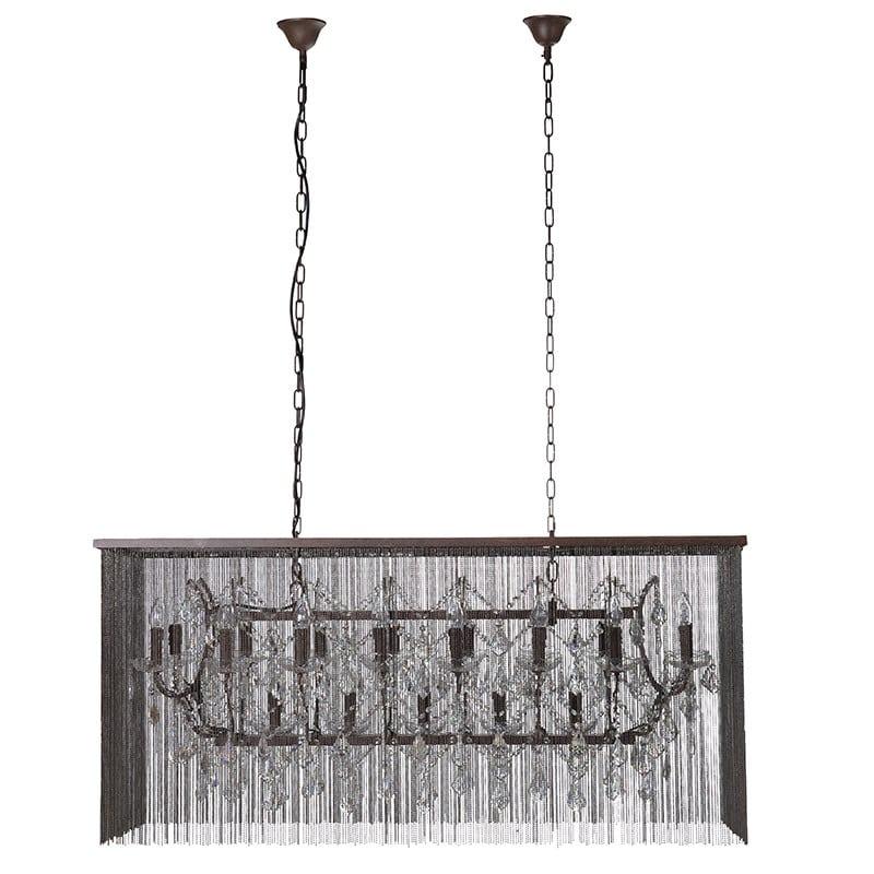 Rectangular Chandelier Furniture