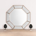 Octagonal Mirror UK