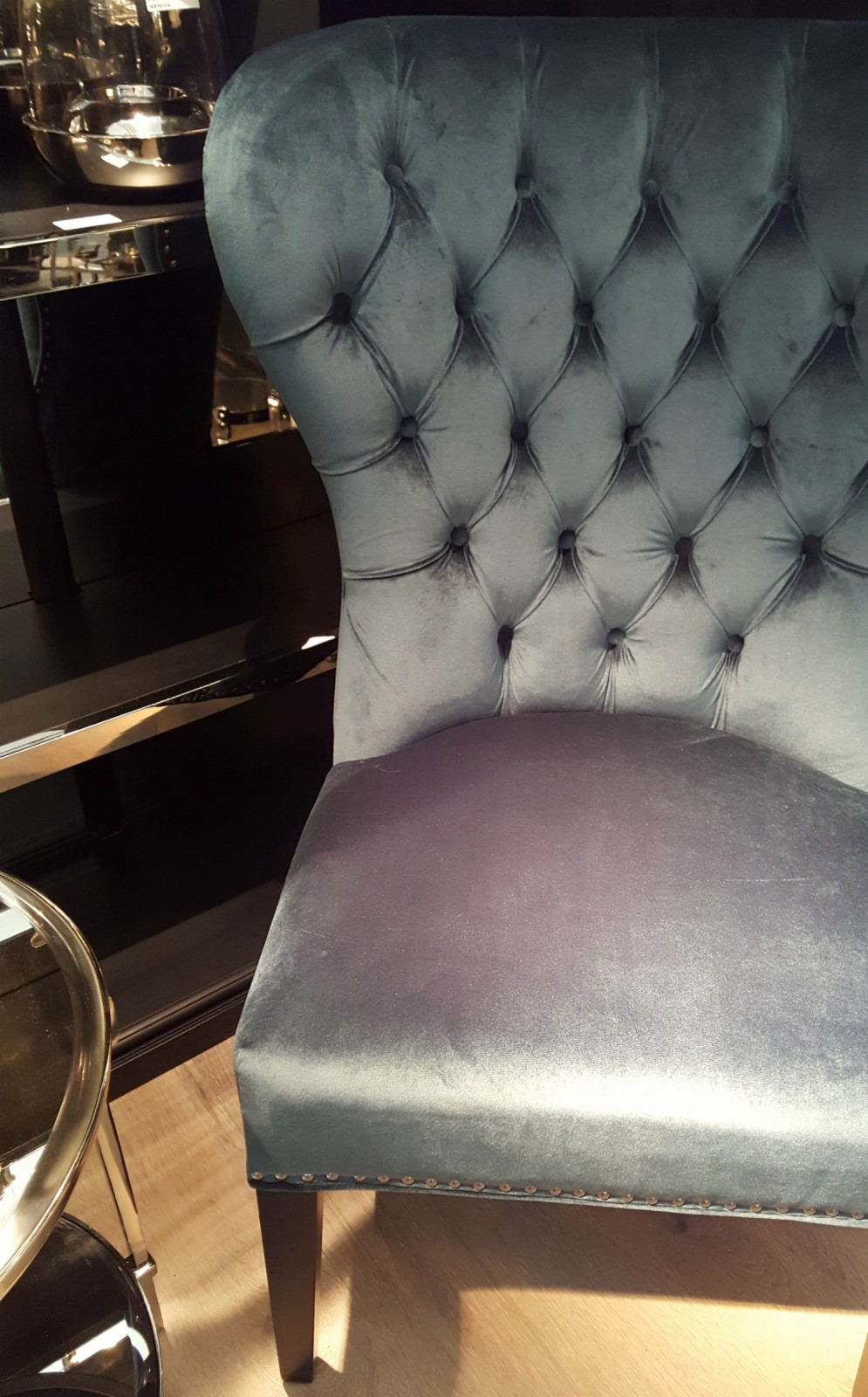 Gaillard Large Dining Chair Furniture La Maison Chic