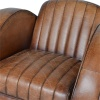 Leather Armchair UK