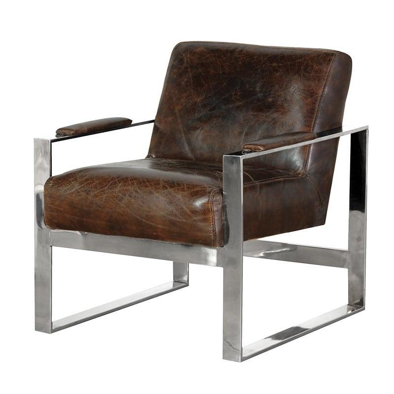 Steel Armchair UK