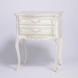 Distressed Bedside UK