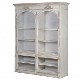 Double Bookcase UK