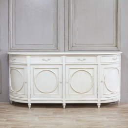 Ivory Sideboard UK