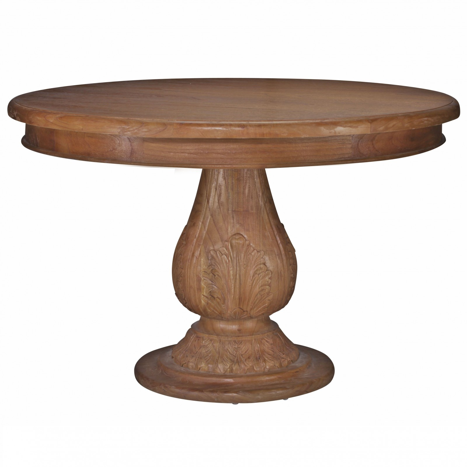 Acorn Round Pedestal Dining Table120cm