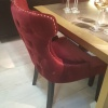 Burgundy Chair UK