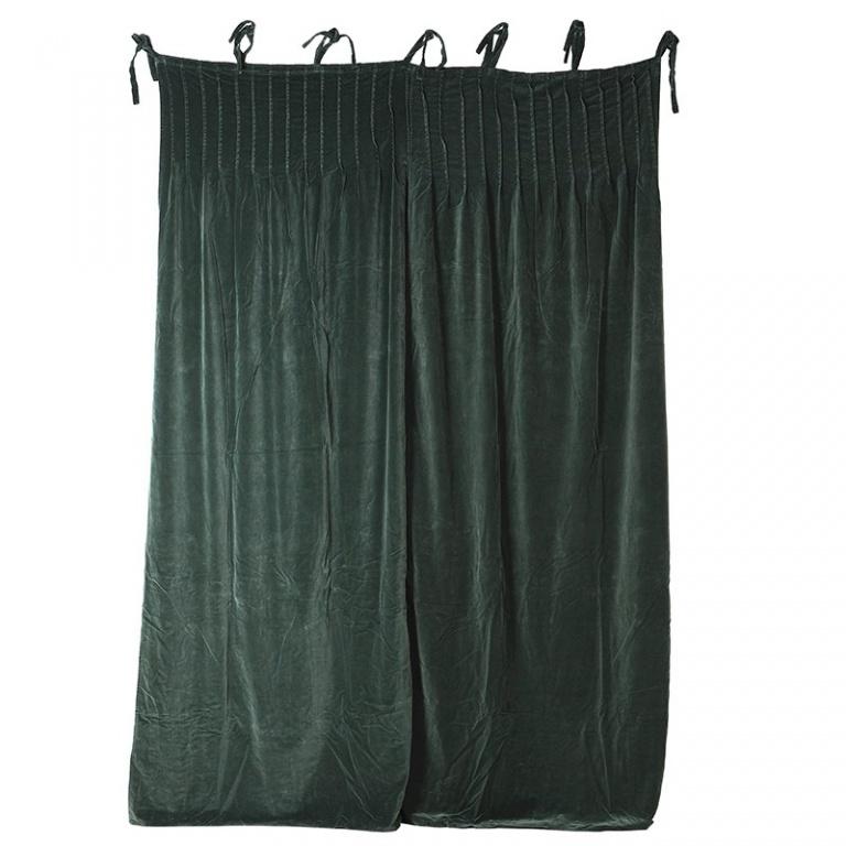 Velvet Curtain UK