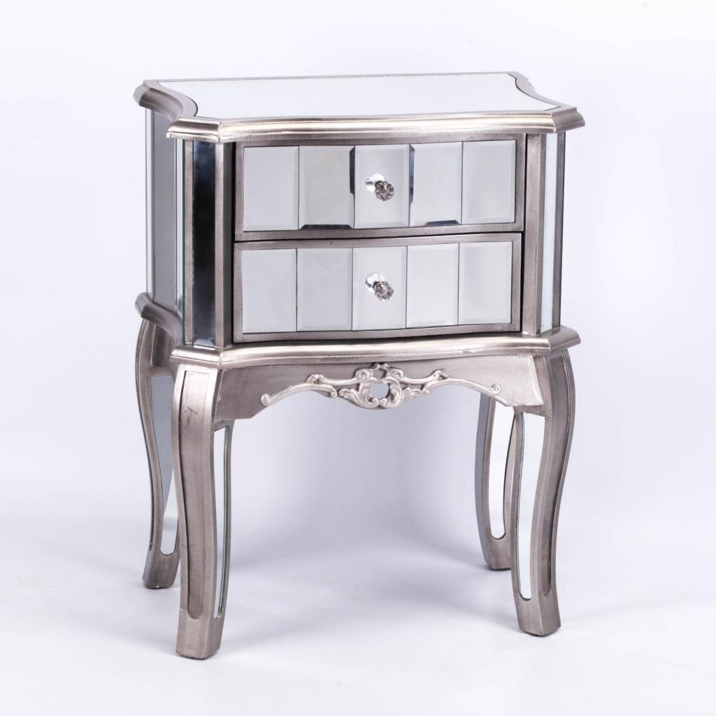Silver Bedside UK