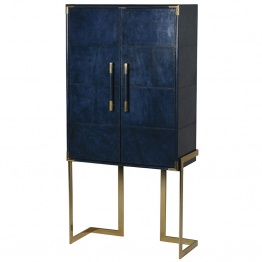 Leather Cabinet UK