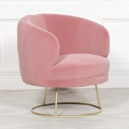 Pink Armchair UK