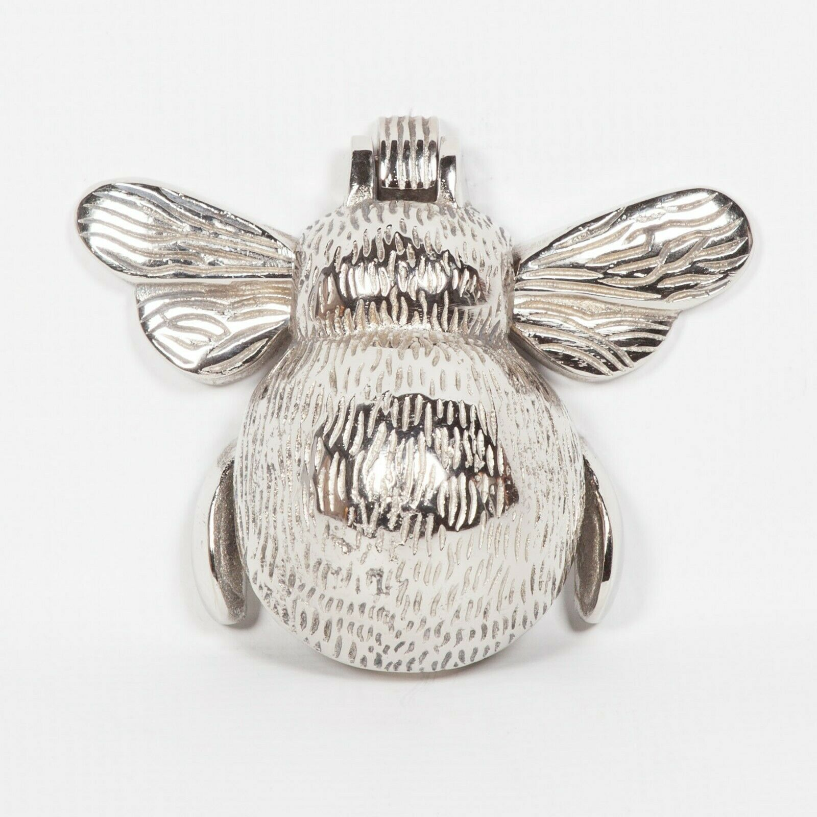 Classical Style Chrome Bumble Bee Door Knocker Furniture