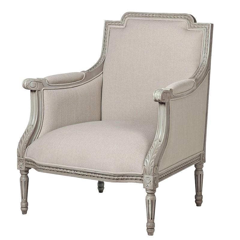 Linen Armchair UK