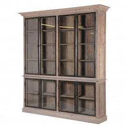 Wooden Bookcase UK