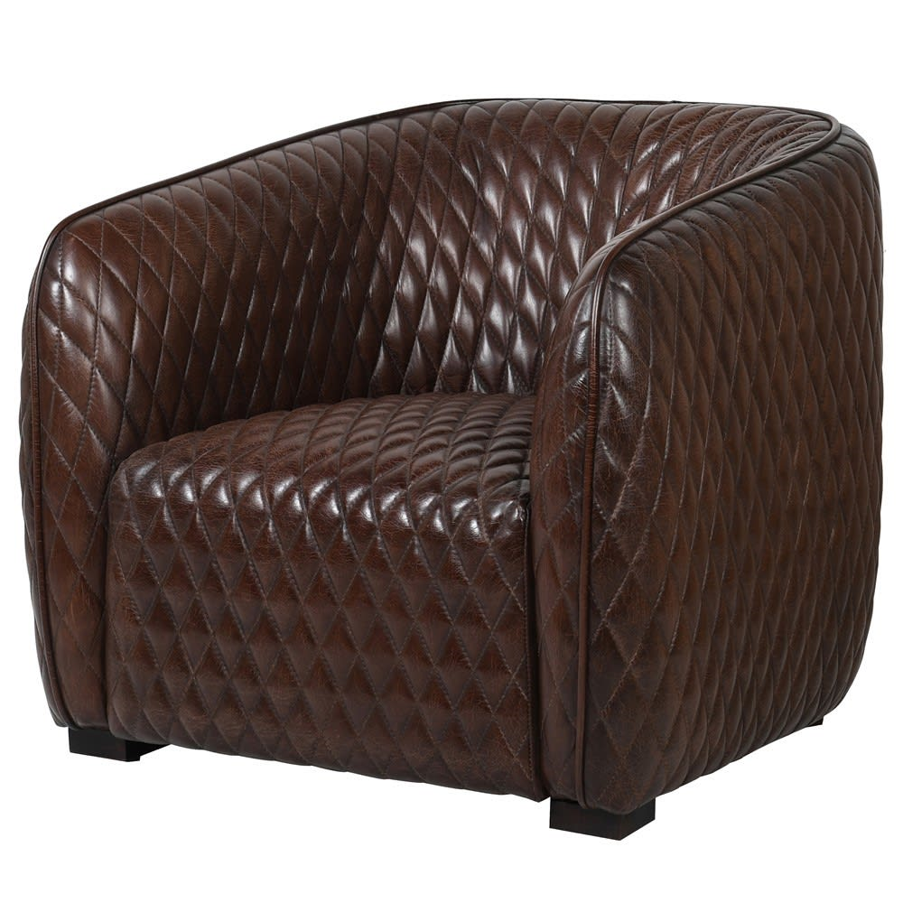 Brown Armchair UK