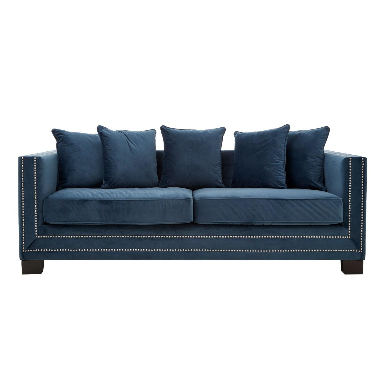 Velvet Sofa UK